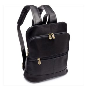 Le Donne Vintage Backpack Luxe Columbian Leather